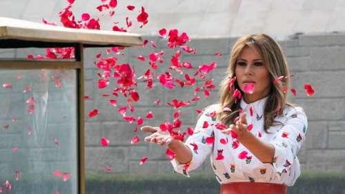 Du jamais vu ! Découvrez l'incroyable reconversion de Melania Trump