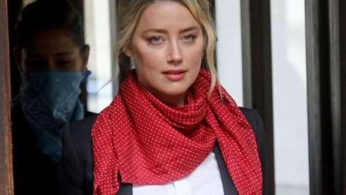 Amber Heard : sa photo avant/après très spéciale qui tourne définitivement la page Johnny Depp
