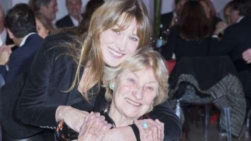 Carla Bruni : cette drôle de photo de sa mère Marisa pour lui souhaiter un joyeux anniversaire