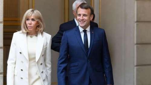 Emmanuel Macron : ce dîner où il se serait disputé avec sa femme Brigitte devant Philippe de Villiers