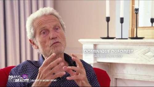 Secret Story : les révélations de Dominique Duforest, l'interprète de la Voix, dragué par des candidates