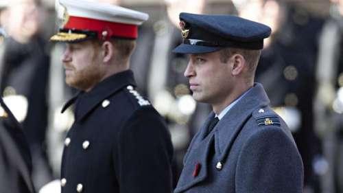Le prince William met fin à une amitié de 20 ans à cause de son frère Harry