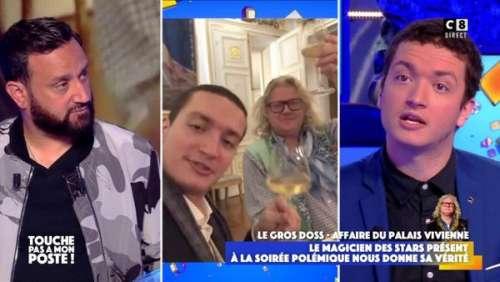 Dîners clandestins : les nouvelles indiscrétions d'un invité à la soirée de Pierre-Jean Chalençon