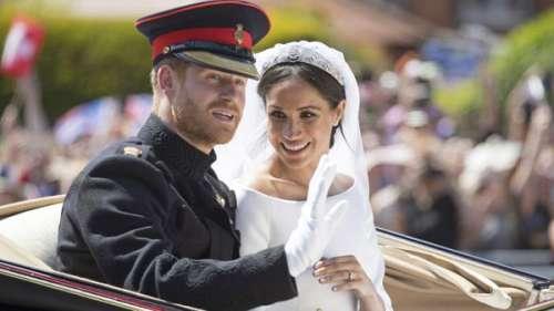 Mort du Prince Philip : ce qu'il pensait du mariage de son petit-fils Harry avec Meghan Markle