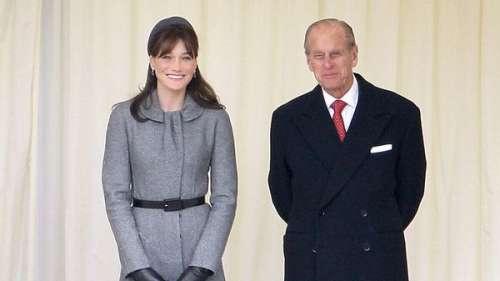 Mort du prince Philip : le tendre hommage de Carla Bruni au mari d'Elizabeth II