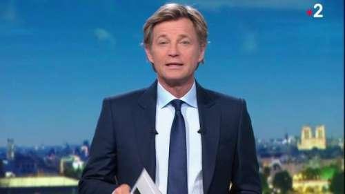 Le touchant hommage de Laurent Delahousse à un collaborateur décédé dans le 20 heures