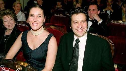 Ils ont été ensemble… Mathilde Seigner et Laurent Gerra!
