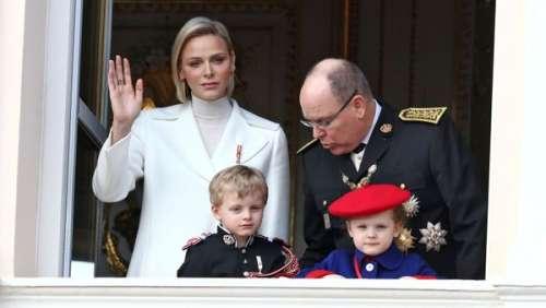 Charlene de Monaco : cette rare photo (trop drôle) de ses enfants Jacques et Gabriella