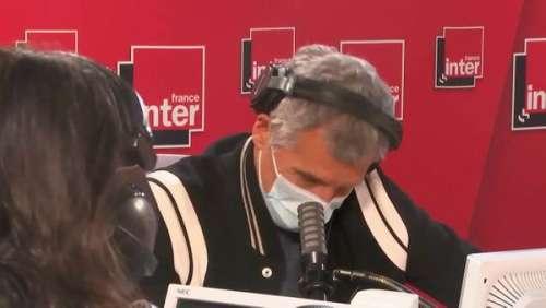 Nagui en larmes : il s'effondre en plein direct en parlant de la mort de son père