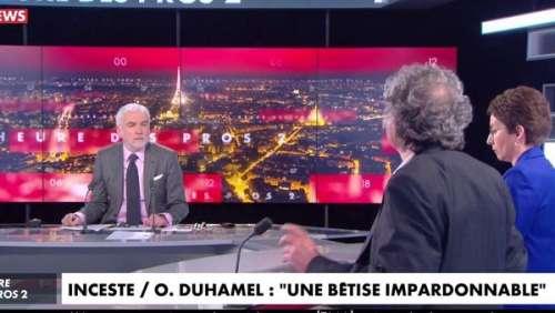 Pascal Praud choqué par les propos de Gilles-William Goldnadel sur les pratiques pédophiles