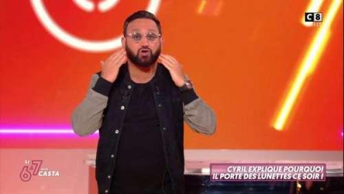 Cyril Hanouna : ce gros souci oculaire qui inquiète l'animateur