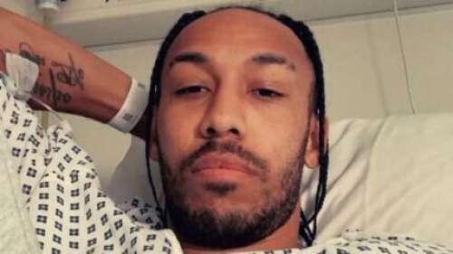 Pierre-Emerick Aubameyang : la star d'Arsenal frappée par une grave maladie