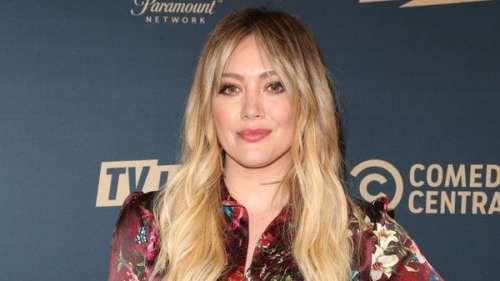 Hilary Duff : cette exigence très surprenante qu'elle a eue pour son troisième accouchement