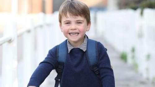 Le prince Louis a 3 ans ! Ce cliché adorable pris et partagé par Kate Middleton pour cette occasion très spéciale