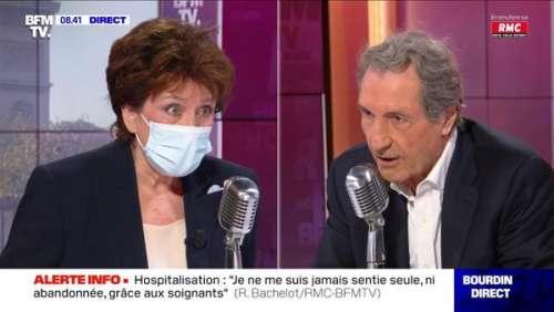 RoselyneBachelot:ce gros trou de mémoire qui interpelle face à Jean-Jacques Bourdin