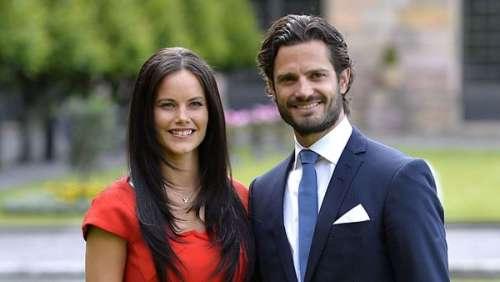 Carl Philip et Sofia de Suède : comment le couple a copié Kate et William pour sa photo de fiançailles