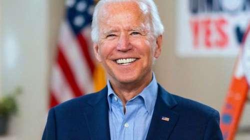 Joe Biden : ce geste historique qui a profondément touché Kim Kardashian