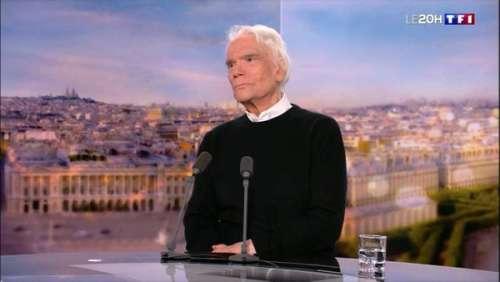 Bernard Tapie : ce joli clin d'œil à Alain Delon en direct de TF1