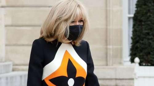Brigitte Macron de nouveau professeure : la première dame a donné son premier cours