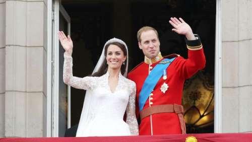 Surprise ! Kate et William partagent un cliché inédit pour leurs 10 ans de mariage