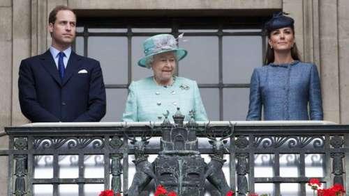 Elizabeth II : son message à Kate et William pour leur dixième anniversaire de mariage