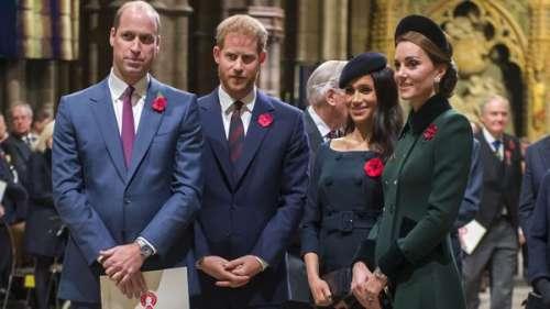 Harry et Meghan : cette attention, faite en toute discrétion, pour les 10 ans de mariage de Kate et William