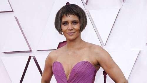 Halle Berry :sa réponse pleine d'humour aux moqueries sur sa coupe de cheveux lors des Oscars 2021