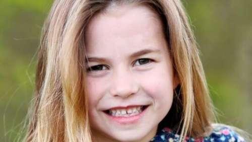 Princesse Charlotte : pour ses 6 ans, Kate Middleton partage une photo inédite de sa fille