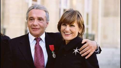 Michel Sardou : le chanteur rend hommage à sa femme Anne-Marie Périer