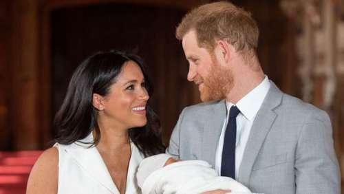 Harry et Meghan : le chaleureux message de Kate et William à Archie pour ses deux ans