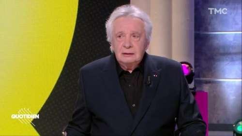 Michel Sardou se confie sur sa mauvaise expérience avec la drogue