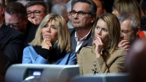 Brigitte Macron : cette sortie publique de sa fille Tiphaine Auzière qui n'est pas passée inaperçue
