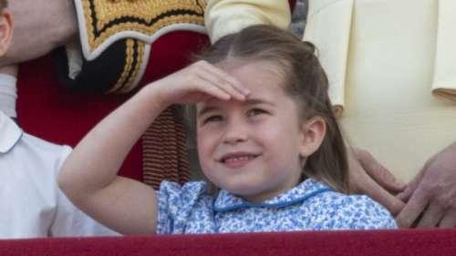 Princesse Charlotte : cet encas dont elle raffole à seulement 6 ans