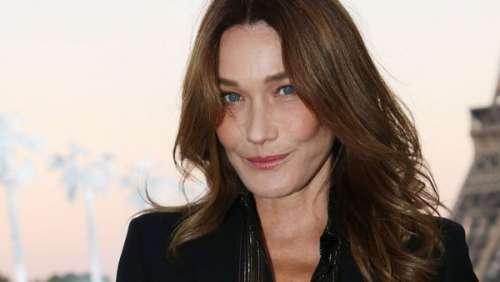 Carla Bruni : elle s'offre une nouvelle coupe de cheveux rafraîchissante
