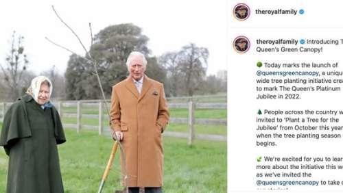 Elizabeth II : cette demande de la reine pour son Jubilé de platine