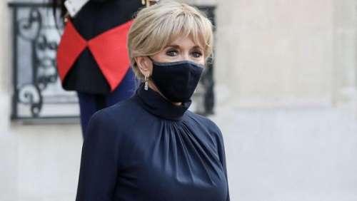 Brigitte Macron : cette coiffure et ce look inhabituels qui ne passent pas inaperçus