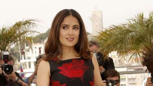 Salma Hayek: ses étonnantes confidences sur Valentina, sa fille de 13 ans