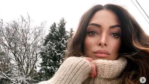 Emilie Nef Naf : la femme de Jérémy Menez dézingue un hater virulent et blessant