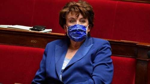 """Roselyne Bachelot : sa réponse au propos """"hallucinant"""" d'Emmanuelle Béart et Vincent Dedienne"""