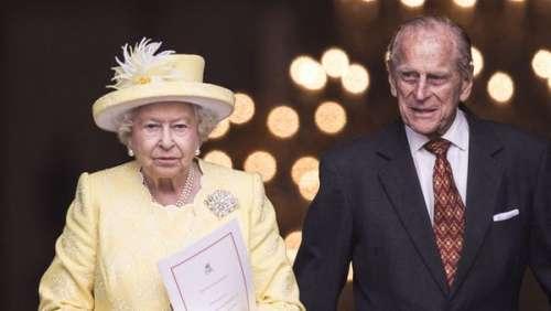 Elizabeth II : ce cadeau de son défunt mari, le prince Philip, qu'elle a arboré lors de sa dernière sortie