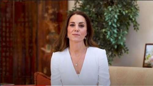 Kate Middleton : elle ressort son total look blanc ultra chic et l'assortit d'un collier hors de prix