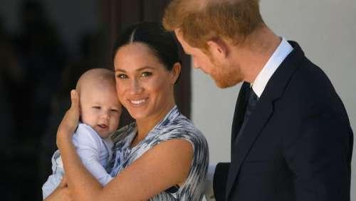 Meghan Markle : ce cliché de la duchesse à six mois qui fait penser à son fils Archie