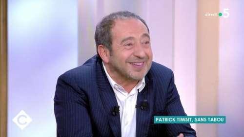 Patrick Timsit : ce surnom pas très sympa qu'il a donné à son fils