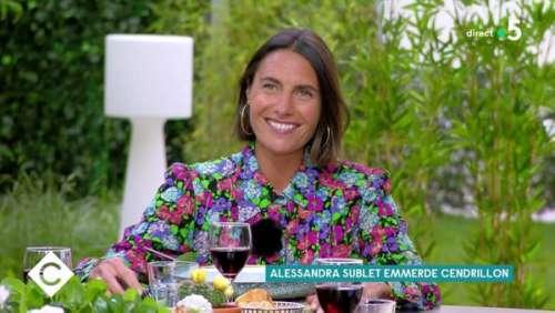 Alessandra Sublet : cette bourde improbable face à Pierce Brosnan