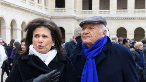 Anne Sinclair : sa tendre déclaration d'amour à Pierre Nora, son nouveau chéri