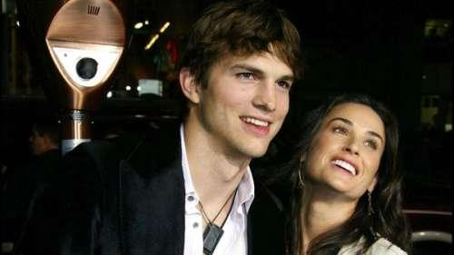 LES COUPLES MYTHIQUES. Demi Moore et Ashton Kutcher, la cougar et le jeune loup