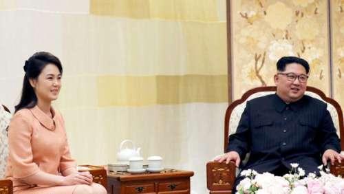 Kim Jong-un : sa sortie discrète avec sa femme réapparue en catimini il y a quelques semaines