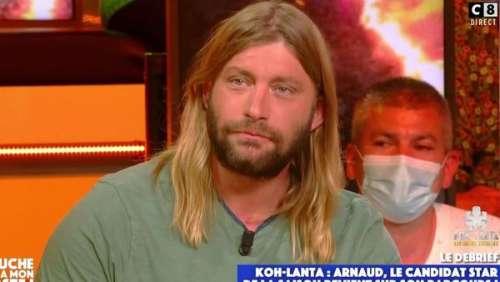 Koh-Lanta : après sa grosse perte de poids, Arnaud a repris (presque) tous ses kilos