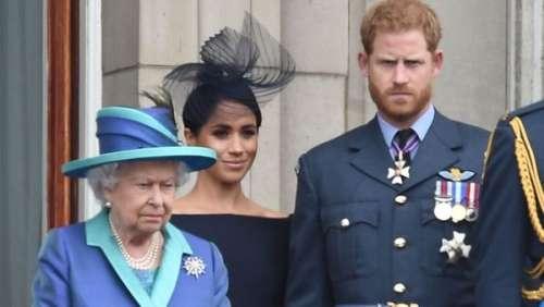 Meghan et Harry : cette demande qu'ils osent faire à la reine Elizabeth II