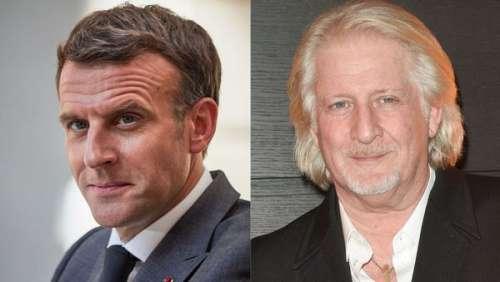 Emmanuel Macron dans le fief de Patrick Sébastien : une rencontre est-elle prévue ?